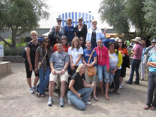 2011 Napa to Sonoma Weekend