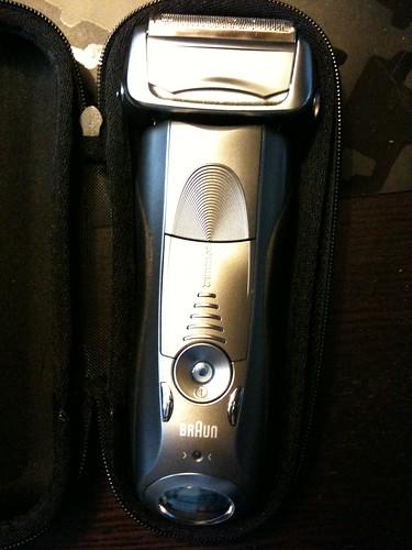 Braun Series 7 - rasoir