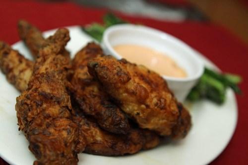 chicken tenders SL