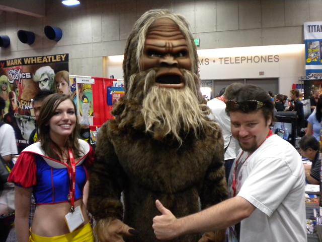 San Diego Comic Con 2011