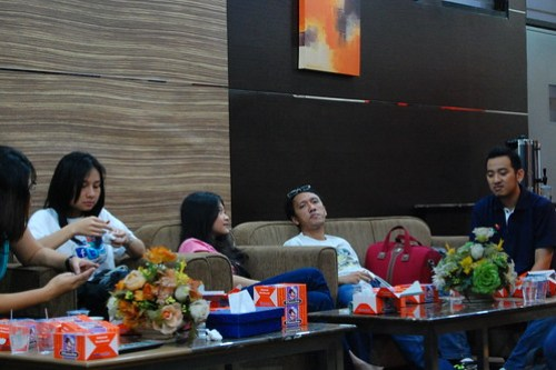 Executive Lounge, Gambir Train Station of Jakarta