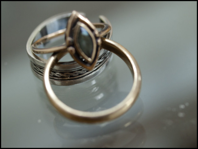 30 day Project Day 20 -rings