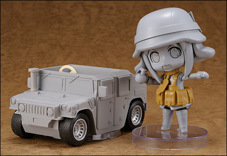 Nendoroid Army-san: Desert ver.