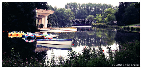 Barcas en Westfalenpark - Dortmund (DE)