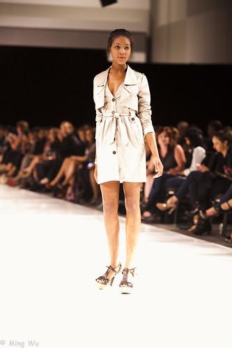 Ottawa Fashion Week 2011 - Valerie Dumaine