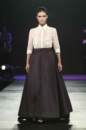 Modernized Filipina Dresses  Metrowear Filipina  Earthlingorgeous