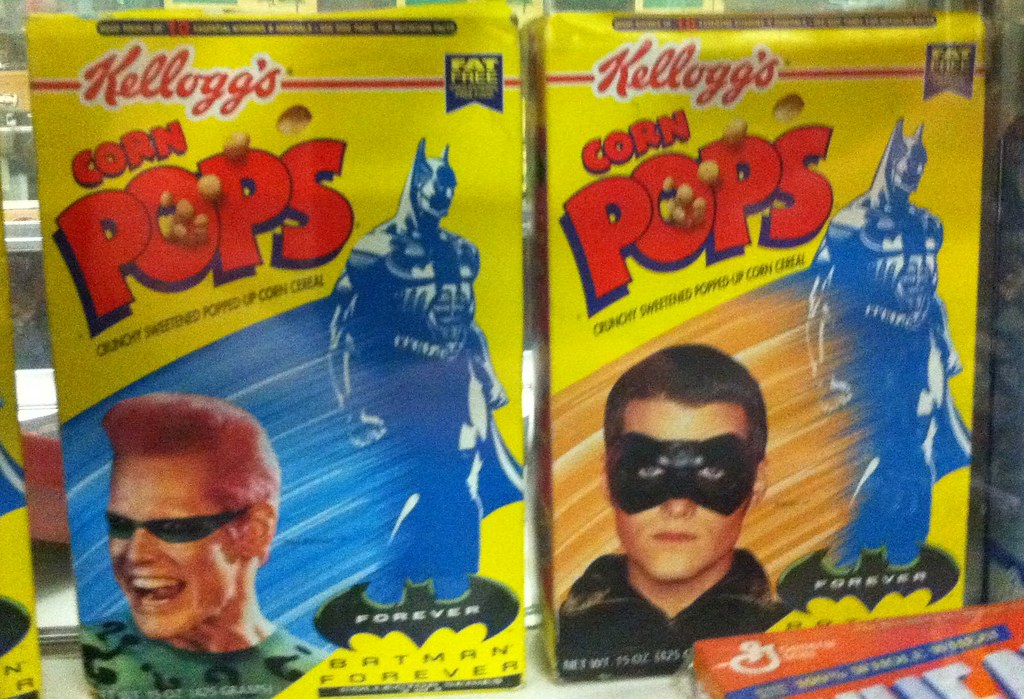Batman Forever Corn Pops 2