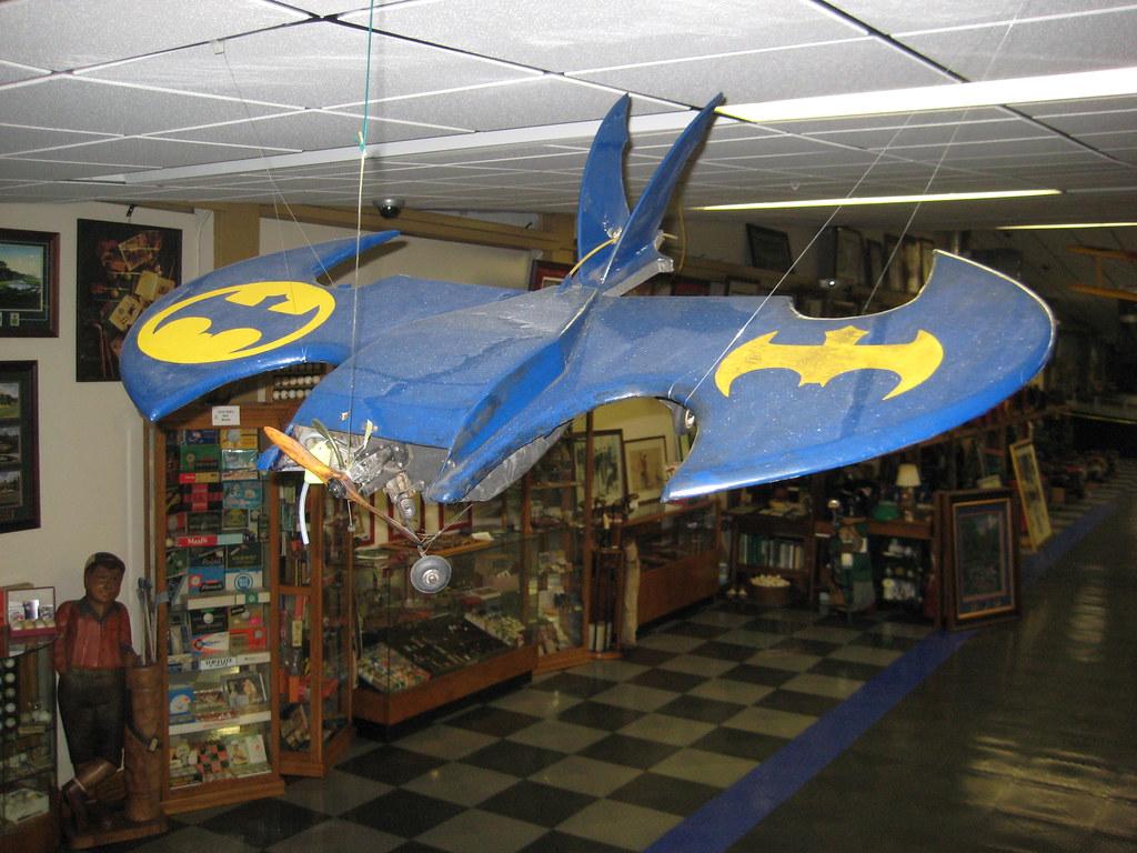 custom Batwing