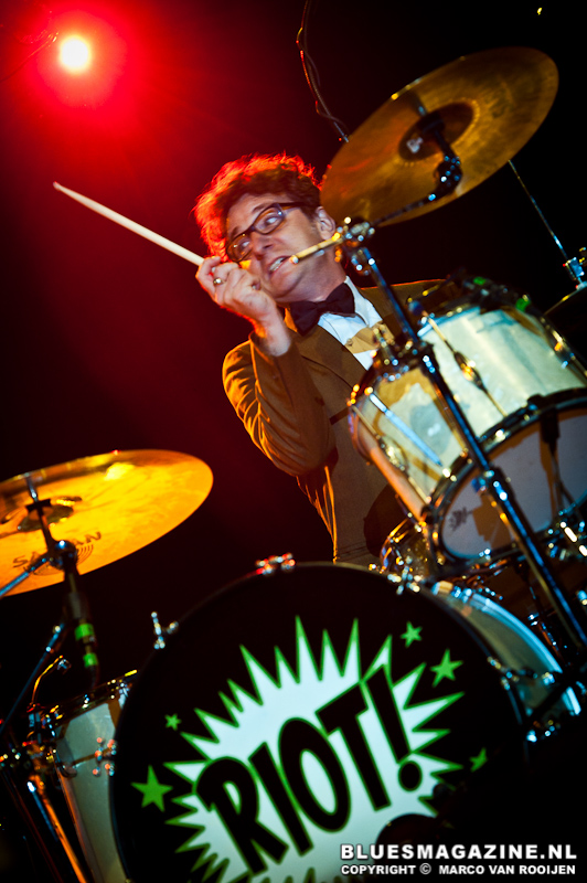 Brian Setzer's Rockabily Riot