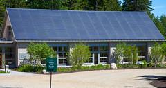 Coastal Maine Botanical Gardens - Solar Panels