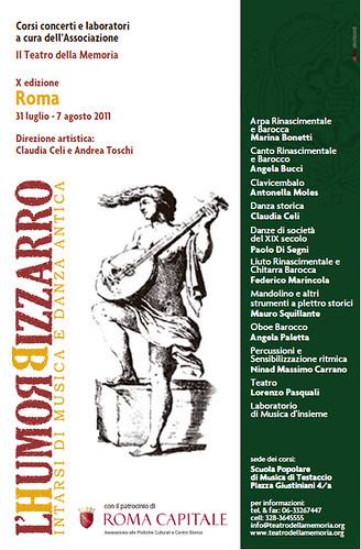 Workshop: Humor Bizzarro by cristiana.piraino