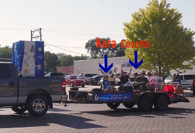 2011 Fair Parade