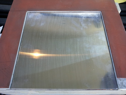 New mic-6 tooling plate