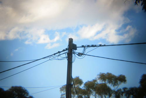 Power Cable (Holga)