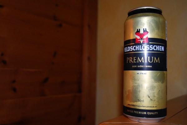 Feldschlösschen Premium