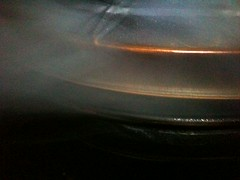 Smoke emerging - 6347