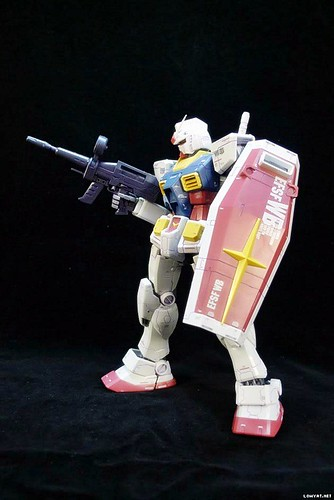 MG2009 {Color-Special # Dino Crisis Ver Limited 2000} - RX-78-2 OYW (2)