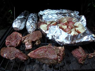 Dinner in June