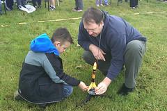Boy Scouts Rockets 2011