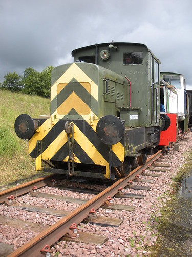Shunter Ruston, Whitrope