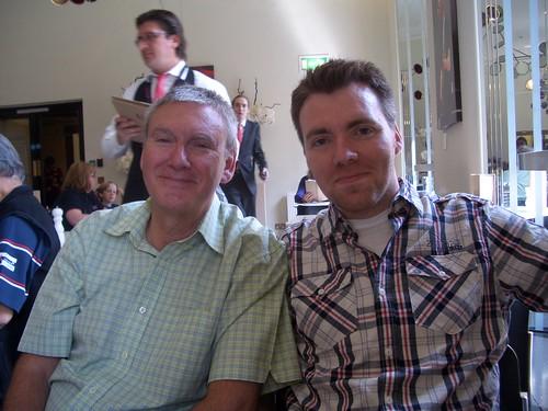 Trev & his dad
