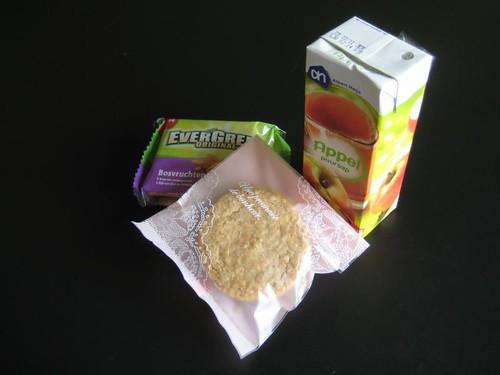 Bento #145 snacks (20-07-2011)