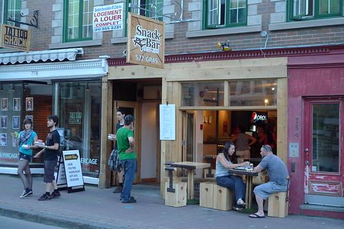 Snack Bar Saint Jean