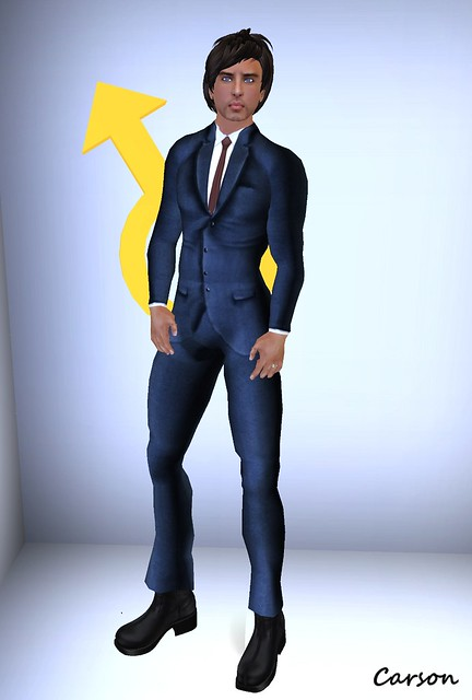 Style by Kira - Complete Male Avatar 01