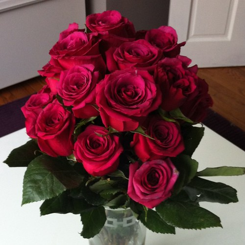 Roses from my Hubby