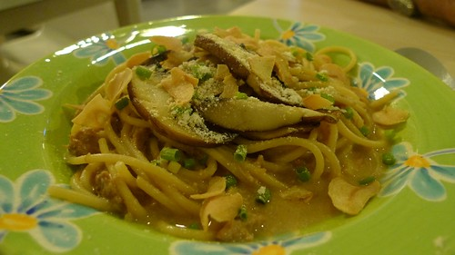 Adobo pasta