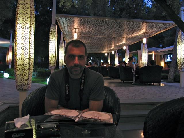 Café Glamour, Erevan, Arménie