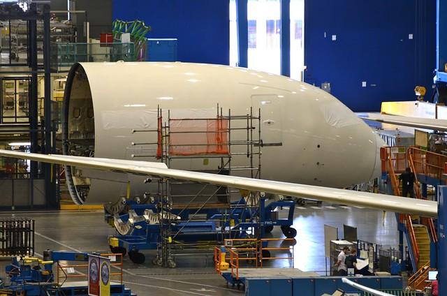 United Airlines Boeing 787 Dreamliner ZA285