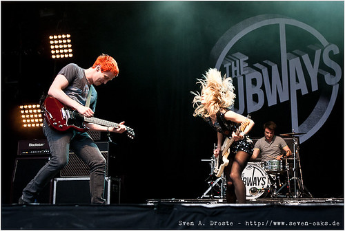 Billy Lunn , Charlotte Cooper & Josh Morgan / The Subways