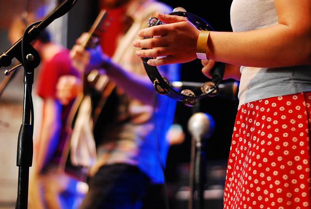 trkfest 2011: vibrant green