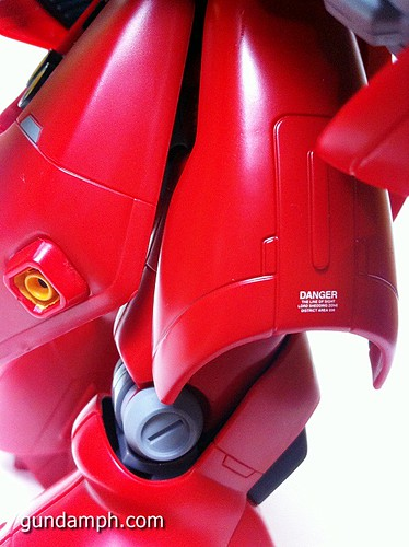 MSIA DX Sazabi 12 inch model (52)