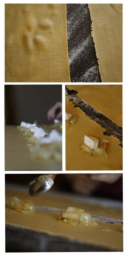 collage ravioli