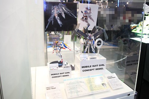 mobile suit girl figure to be released soon