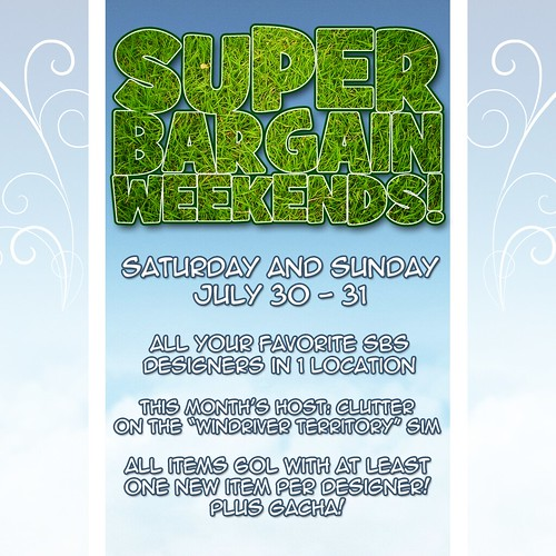 Super Bargain Weekend