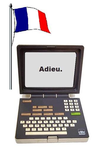 Adieu, Minitel
