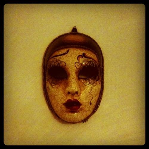 The Mask by Lisa Benoist