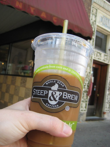 Steep and Brew Iced Coffee, Yum