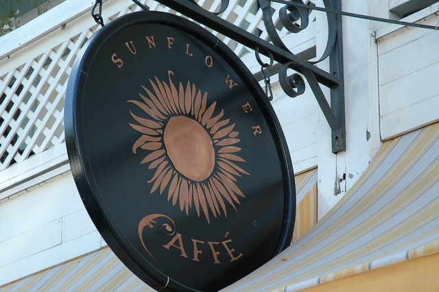sunflower caffe