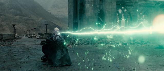 Voldemort im finalen Duell
