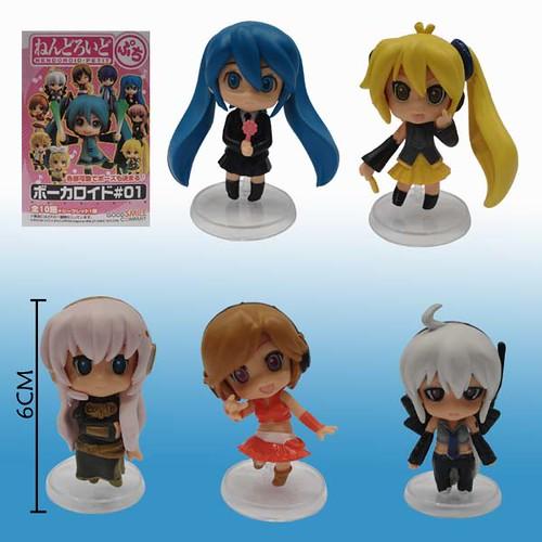 Bootleg Nendoroid Petit Vocaloid set