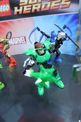 Green Lantern Constraction - LEGO Super Heroes - DC Comics