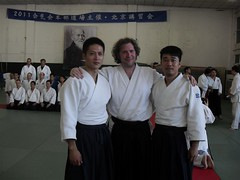 At Irie sensei seminar