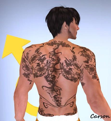 Wicked Tattoos - Saint Tattoo