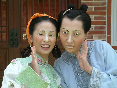 戲說臺灣 -iSET三立官方網站- » Blog Archive » 戲說一姐陳曉菁突破自我的演出-濟公十八嫁