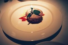 Il Tortino di Mele alla Chiantigiana con Salsa Inglese (Chianti-Style Warm Apple Cake with Vanilla Custard)