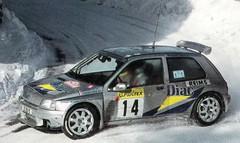 Renault Maxi Clio - Montecarlo 1995